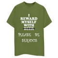 reward yourself t shirt