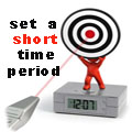 set target time period copy