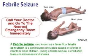 febrile seizures children