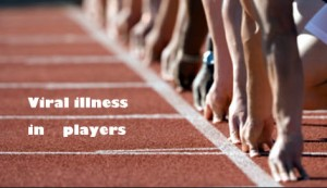 viral illness sports health