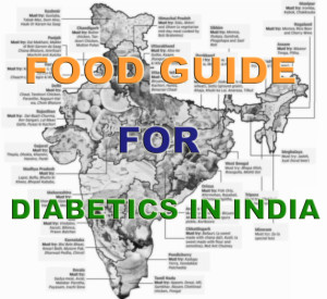 Indian food nutrition guide diabetes