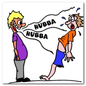 bad breath halitosis signs and picture cartoons