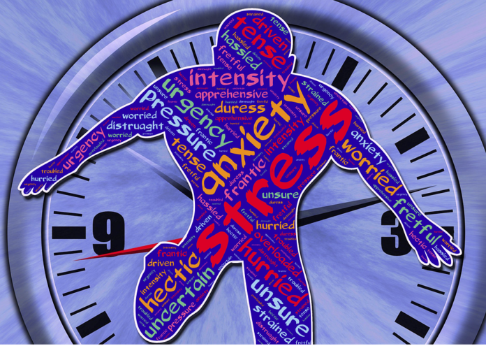 Physical Symptoms of Stress and anxiety