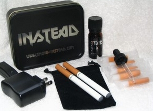 Electronic Cigarettes kit image