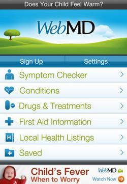 webmd app
