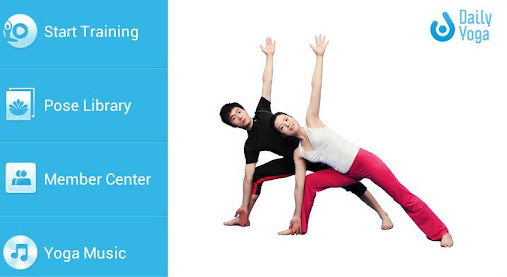 yoga android app