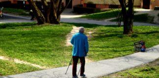 unsteady gait