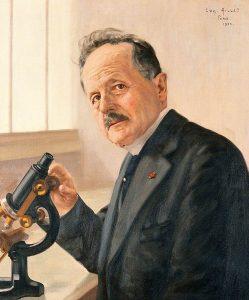 Batteriologo Jean Hyacinthe Vincent &quot;width =&quot; 249 &quot;height =&quot; 300 &quot;/&gt;<figcaption class=
