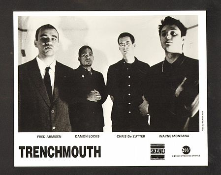 Trenchmouth - the band!